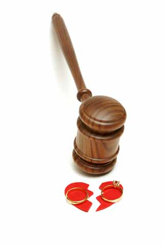 Att skilja sig behöver inte vara så svårt med dokument från Juridiska Dokument!